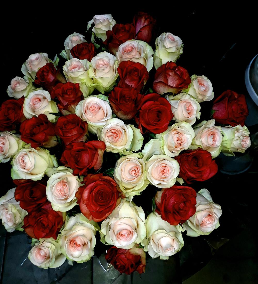 Язык цветов роз количество цветов